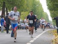 Trail Urbain 2008 - Départ